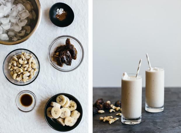 Cashew-date-shake
